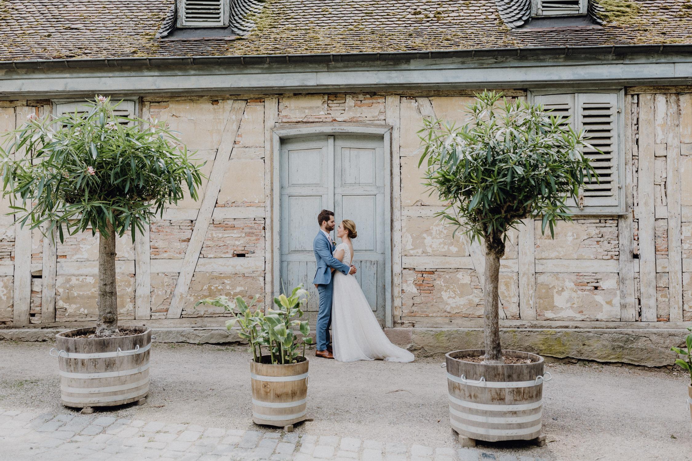 Hochzeit Fürstenlager